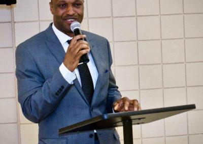 Pastor Charles Oni